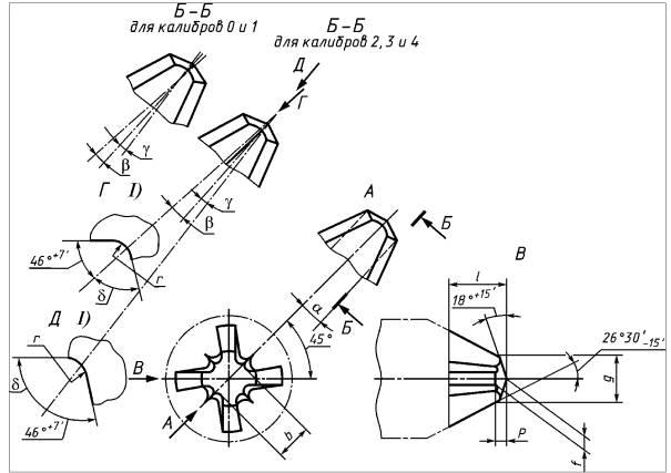 ГОСТ 10753-86. Шлицы крестообразные для винтов и шурупов